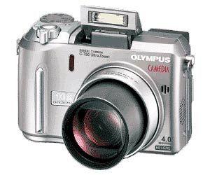 Beinahe ein Klassiker, aber teuer: Olympus Camedia C-750 Ultra Zoom