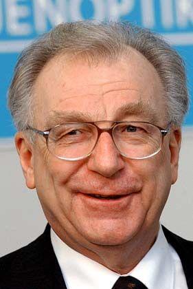 Mit 65 Jahren, da fängt das Leben an: Lothar Späth