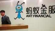 Grünes Licht für Rekord-Börsengang von Ant