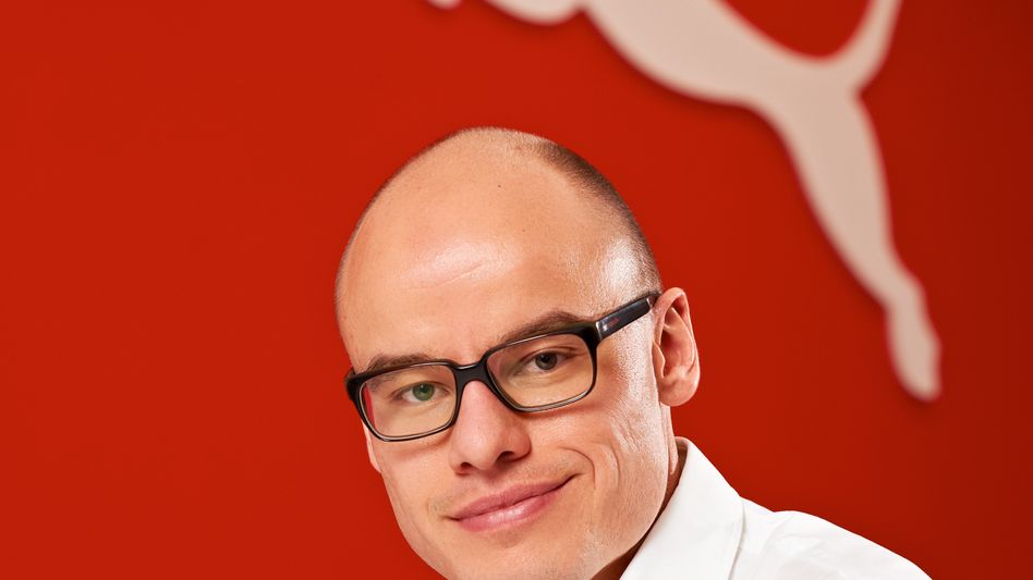Franz Koch: Bisher Chefstratege bei Puma