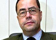 Muss seine Agentur ab sofort mit Bolko Hoffmann teilen: Moritz Hunzinger