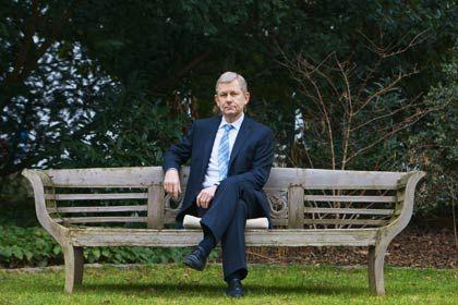 Schwere Verhandlungsbasis: Die sinkenden Umsätze von KarstadtQuelle führten zur Demission Achenbachs