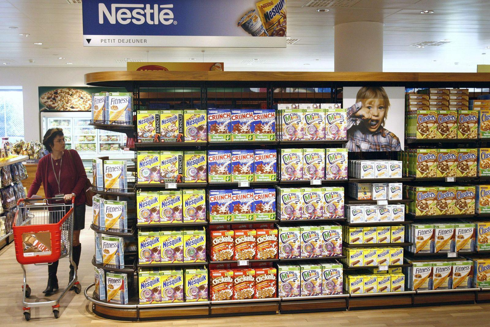 Nestlé 2006 mit Rekorden bei Umsatz und Gewinn