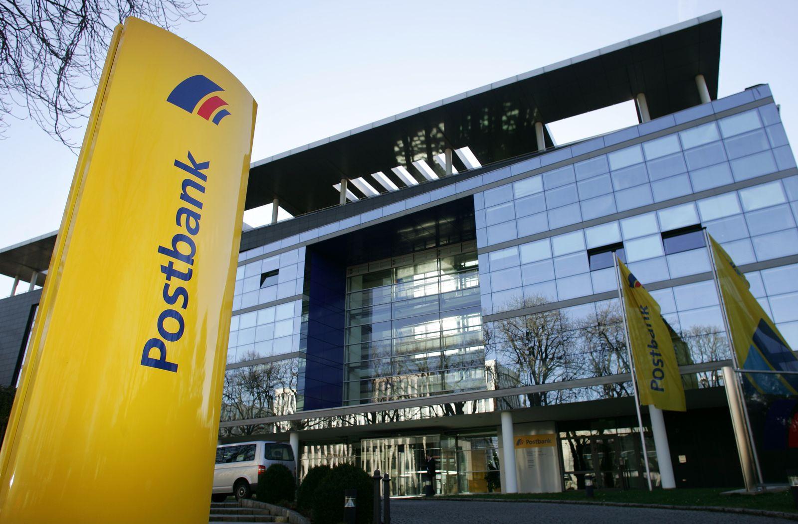 Josef Ackermann Zeitleiste / Postbank