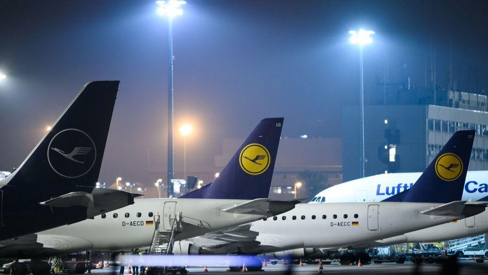 Lufthansa verschärft Sparkurs