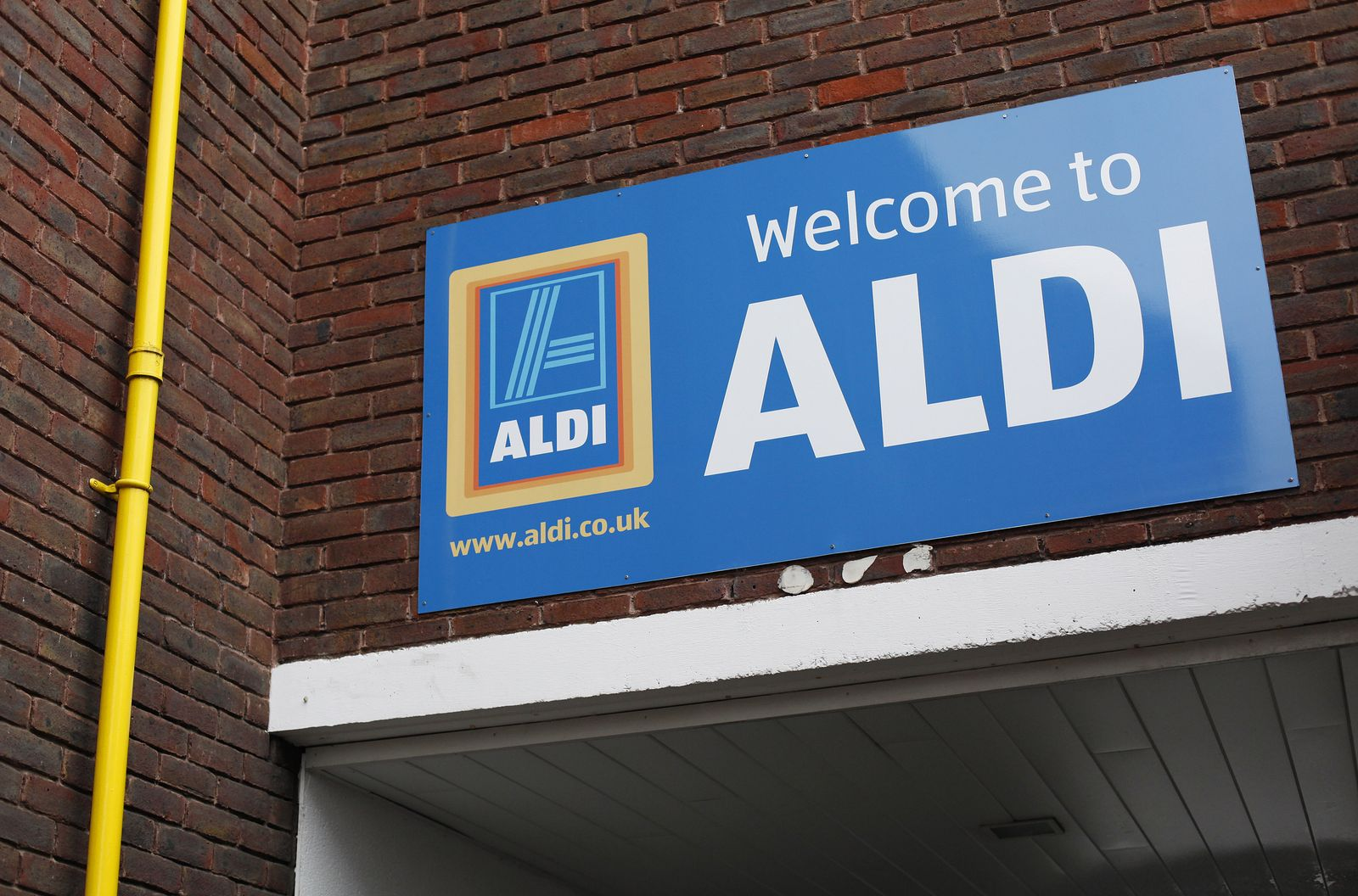 Aldi / London / England
