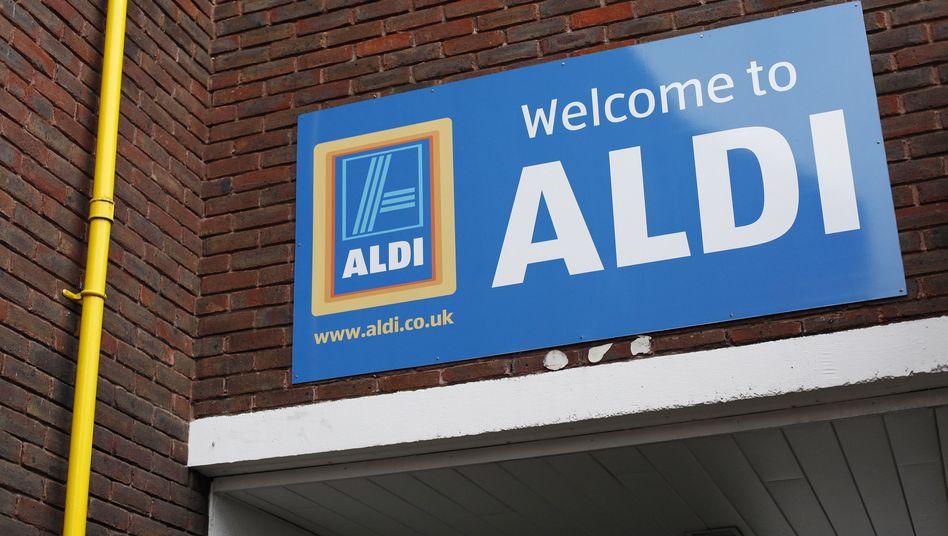 Aldi und Lidl gelingt es, in Großbritannien ihren Marktanteil auszubauen