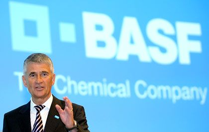 """Geschäft hat sich stabilisiert"": BASF-Chef Jürgen Hambrecht"