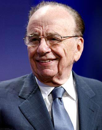 Premiere-Anteil erhöht: Rupert Murdoch