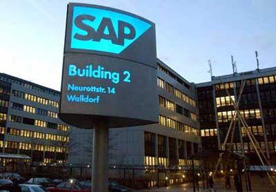 Immer für eine Überraschung gut: Der Walldorfer Softwarekonzern SAP