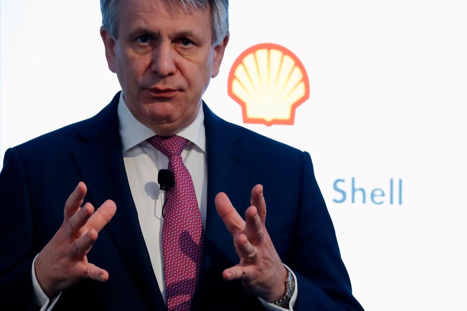 Shell / Ben van Beurden