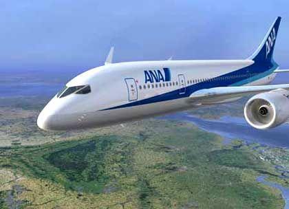 Auslöser für den transatlantischen Streit: Boeings Hoffnungsträger 7E7