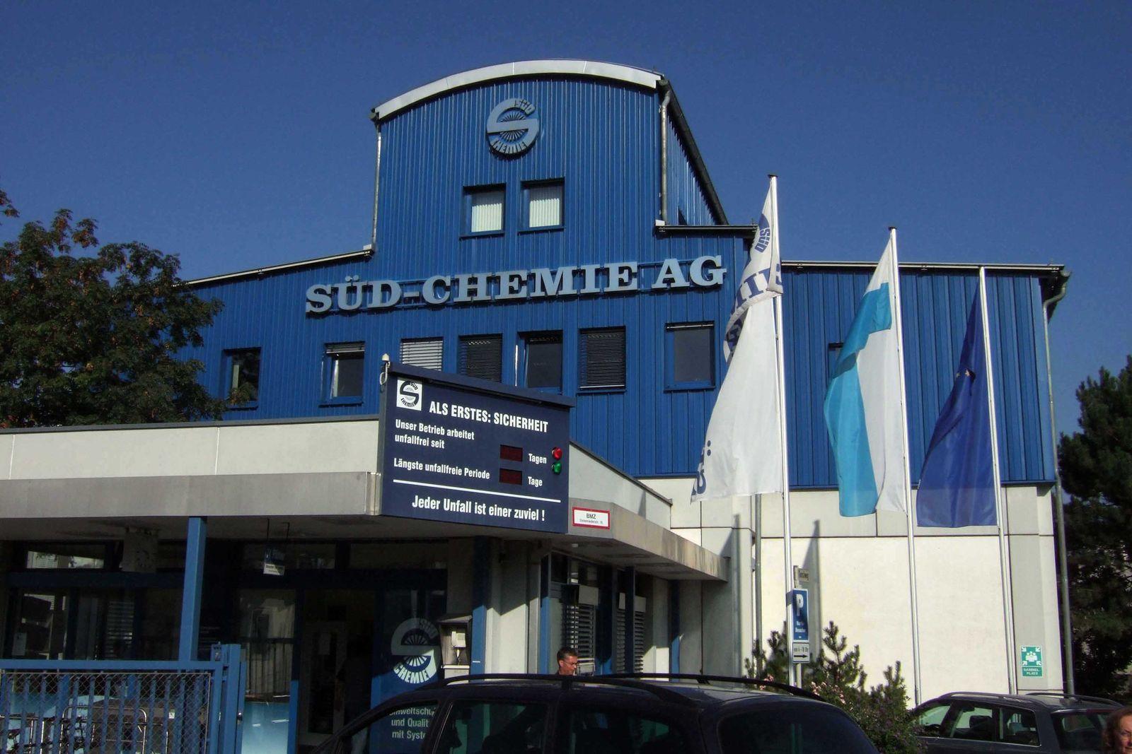 Süd-Chemie Werk Moosburg