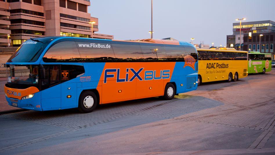 Flixbus und MeinFernbus gehen zusammen: Die beiden Anbieter vereinen gut die Hälfte der Fahrgäste auf dem deutschen Markt