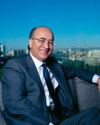 Marktstürmer: Amadeus-Chef José A. Tazón