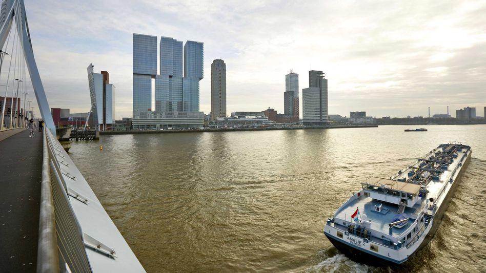 Moderndes Rotterdam ...