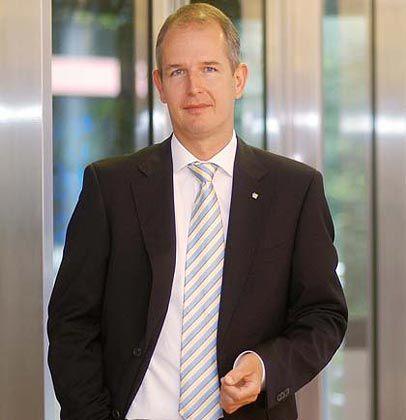 Chefanwärter: EWE-Vorstand Thomas Neuber