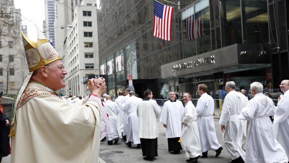 Lobet den Herrn: Die Geistlichen in Big Apple machen Geld am Immobilienmarkt - zum Teil viel Geld