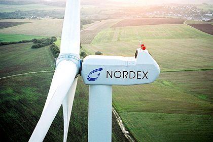 Steife Brise: Der Windanlagenbauer Nordex, der hauptsächlich in Rostock produziert