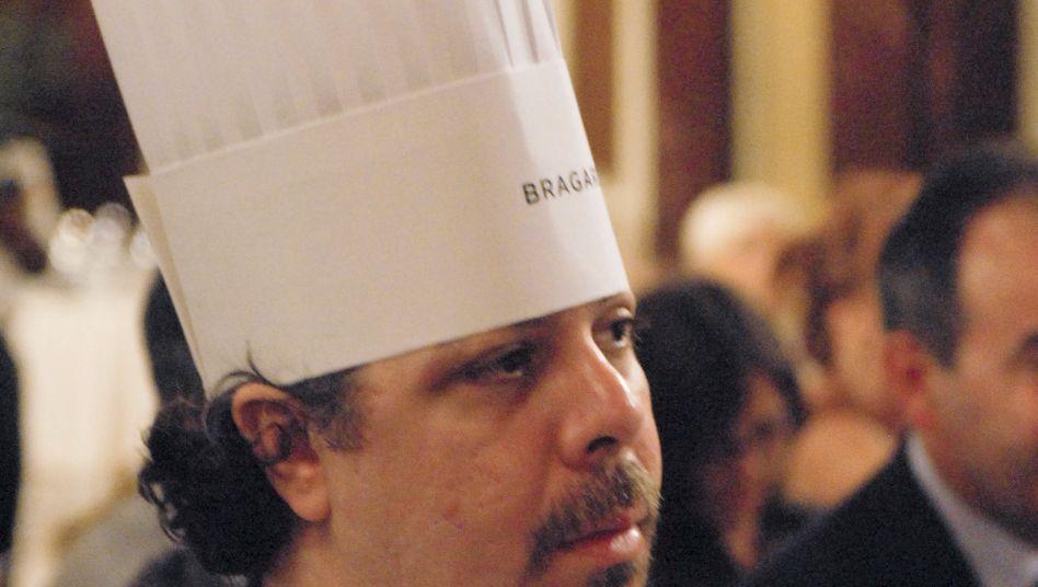 Chefkoch der UN: Daryl Schembeck koordiniert je nach Saison und Anlass bis zu 19 Köche