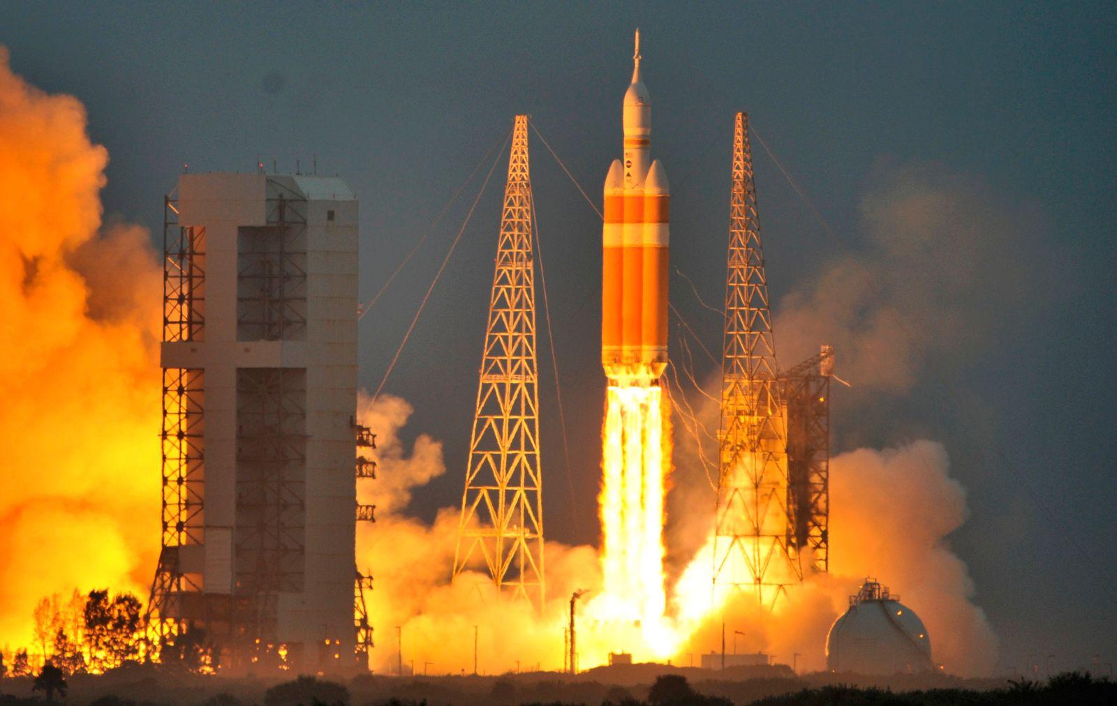 Orion Flight Test