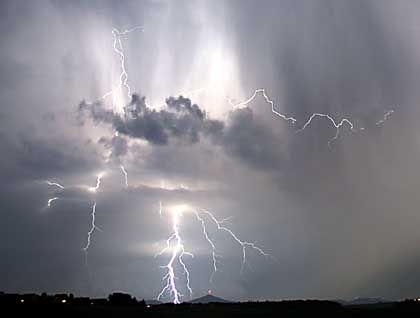 Droht ein Unwetter? Der Siemens-Konzern könnte vom Eifer amerikanischer Aufklärer betroffen sein