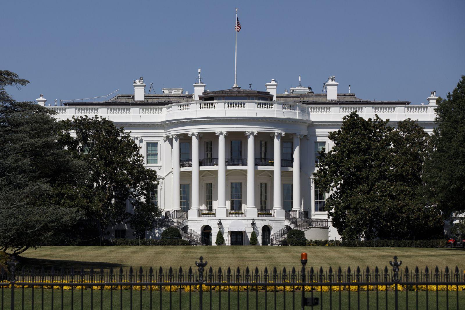 Trump Weißes Haus