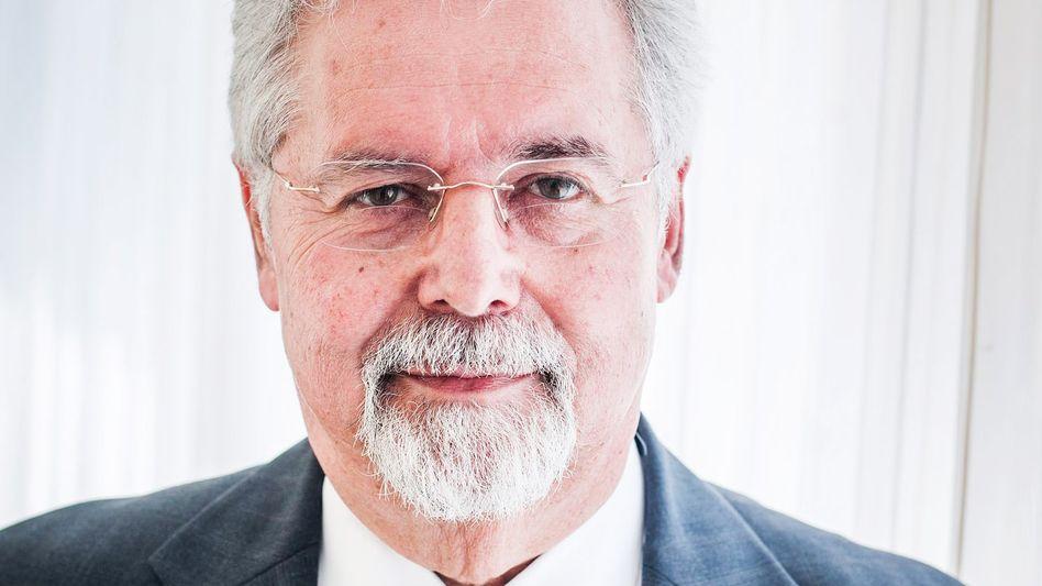 Operation geglückt: Eugen Münch