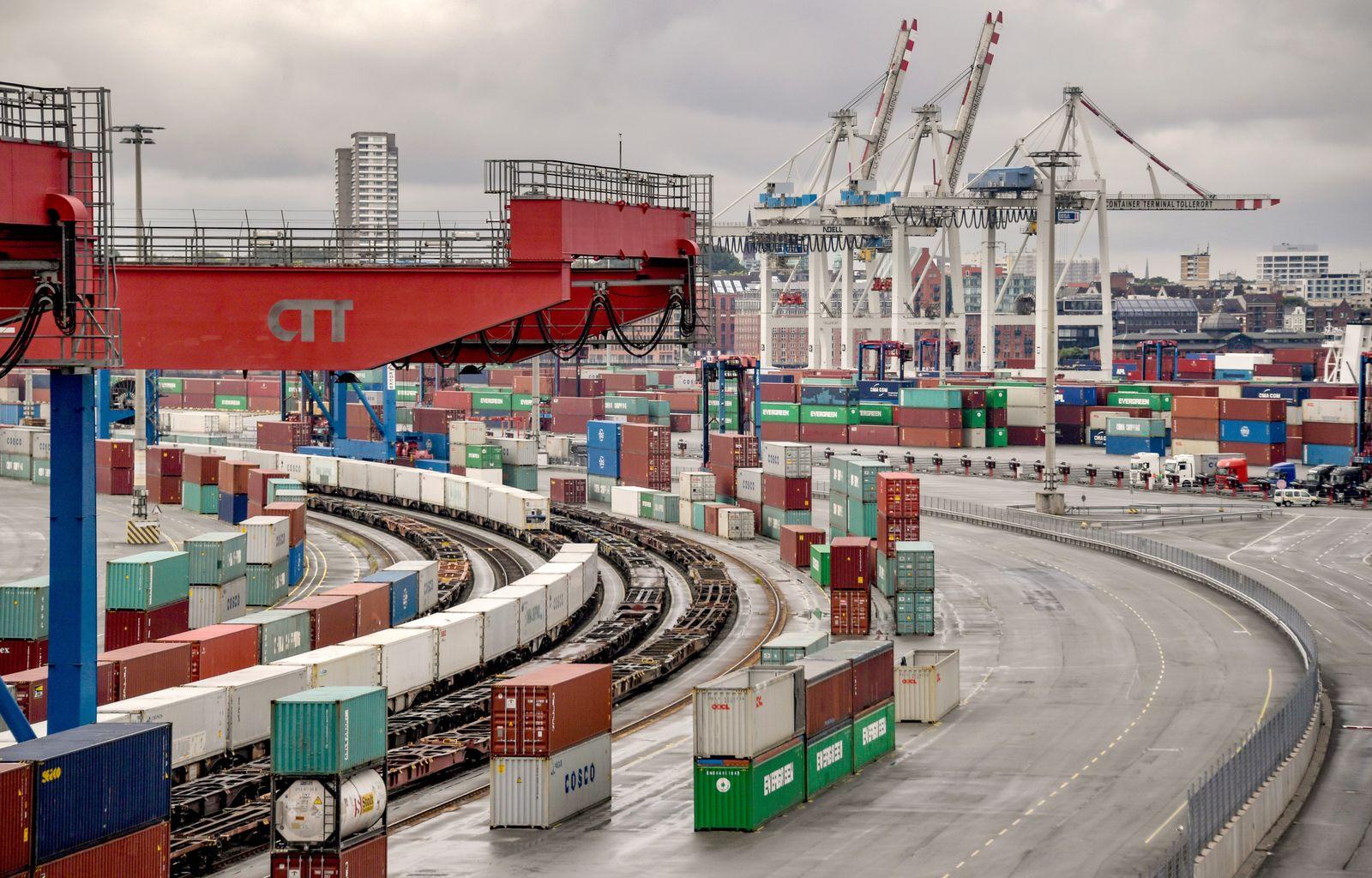 Deutschland / Konjunktur / Export / Import