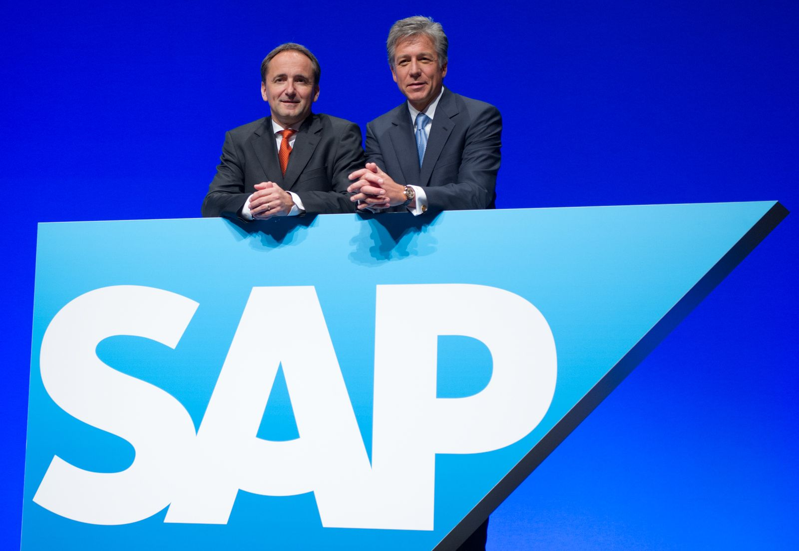 SAP / Bill McDermott / Jim Hagemann Snabe