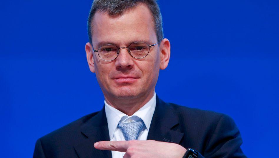 Dominik Asam war bisher Finanzchef bei Infineon - und wechselt nun zu Airbus