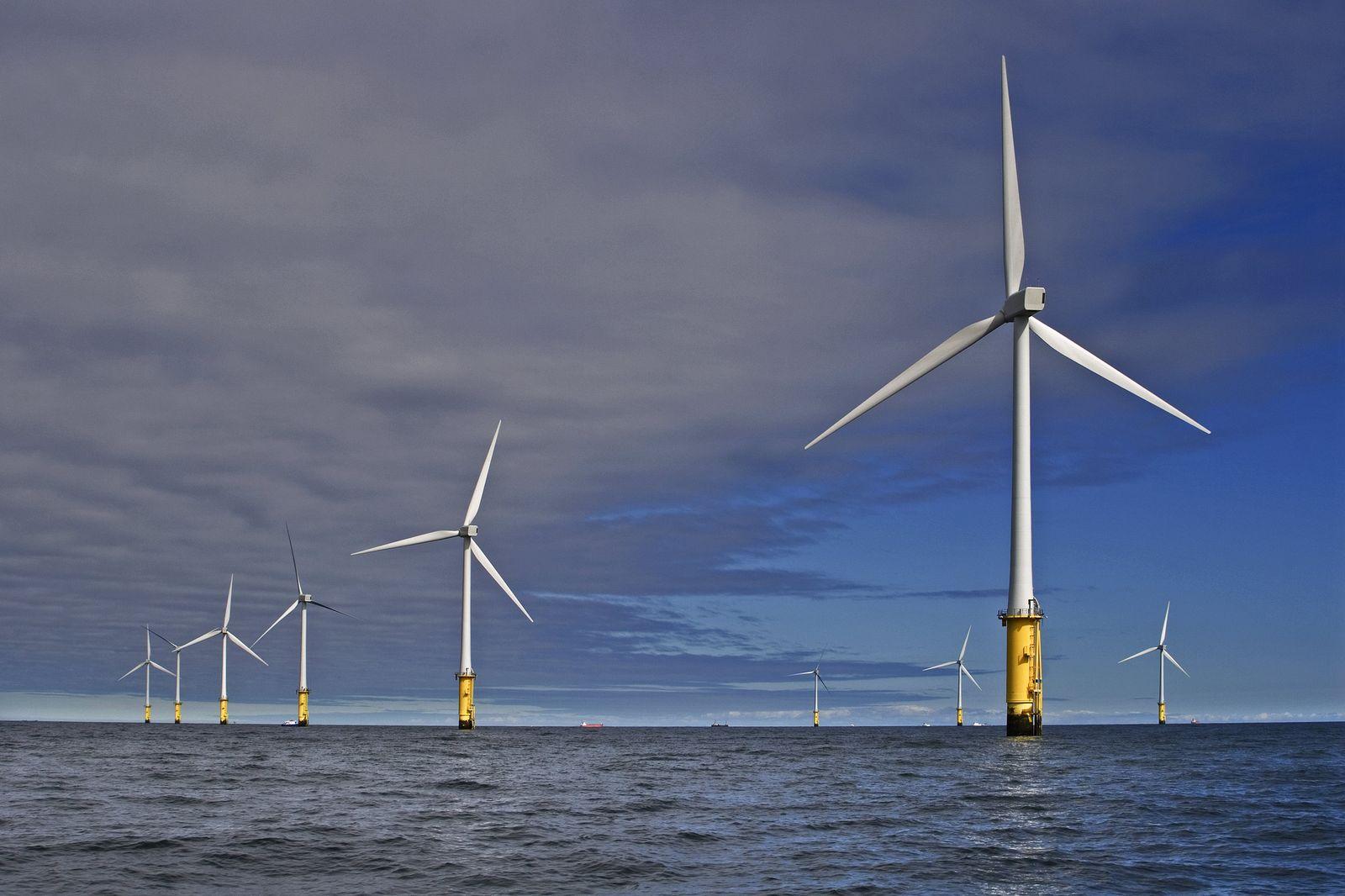 RWE-Windpark