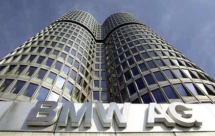 Klarer Doppelsieg: BMW steht bei BWLern und Ingenieuren gleichermaßen auf Platz eins
