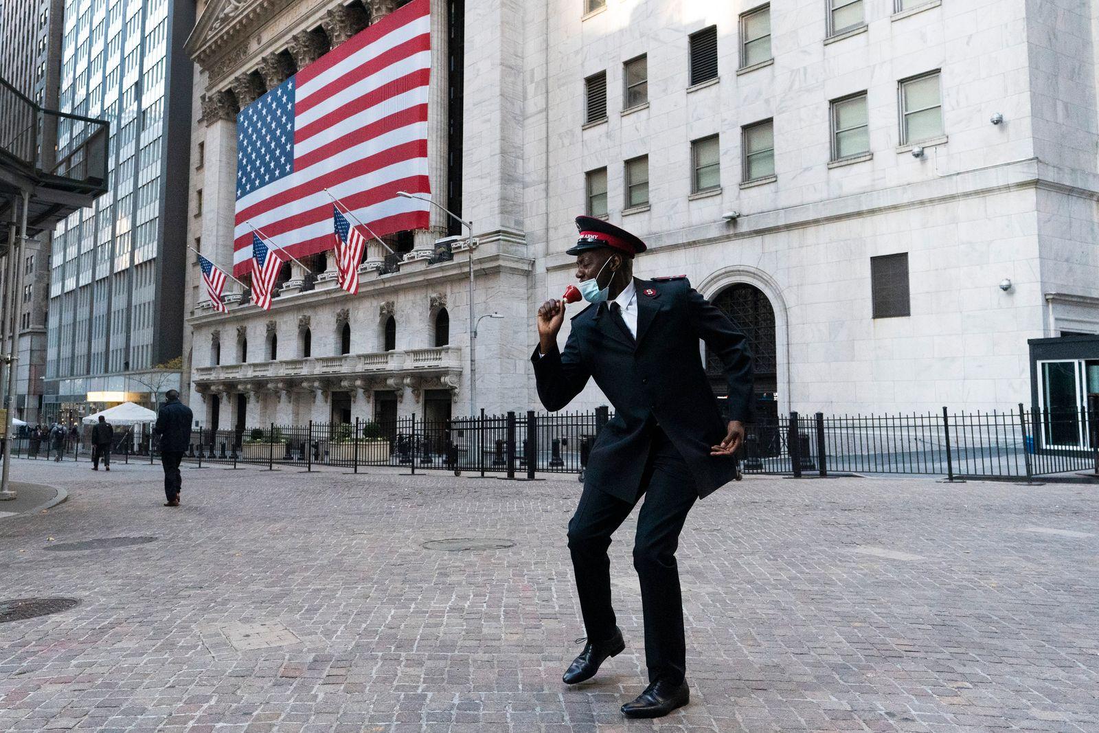 Finanzmärkte - USA