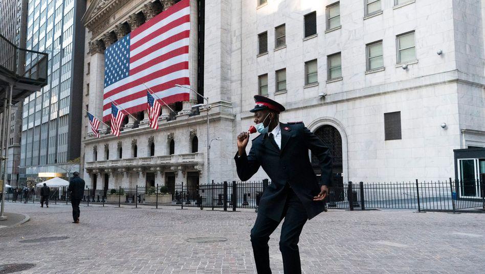Gute Stimmung: An der Börse geht es derzeit meist aufwärts