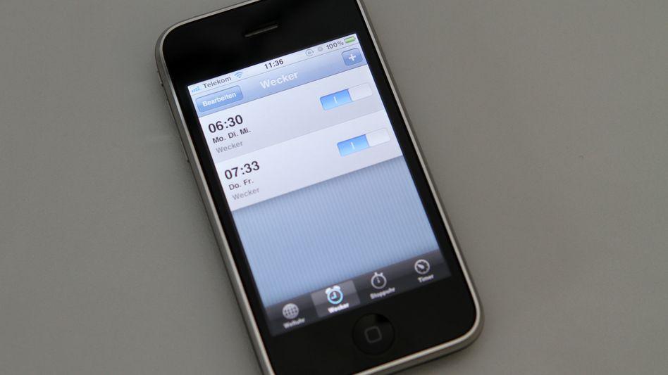 Schlechter Start ins neue Jahr: Laut Apple soll die Panne inzwischen behoben sein, Nutzer schreiben aber, dass der Alarm immer noch nicht funktioniert