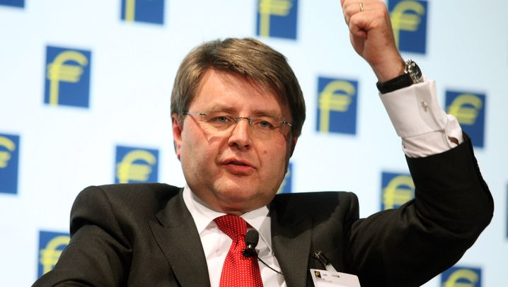 Unicredit-Bank-Chef Theodor Weimer: Wird dieser Mann bald der interessanteste Banker Deutschlands?