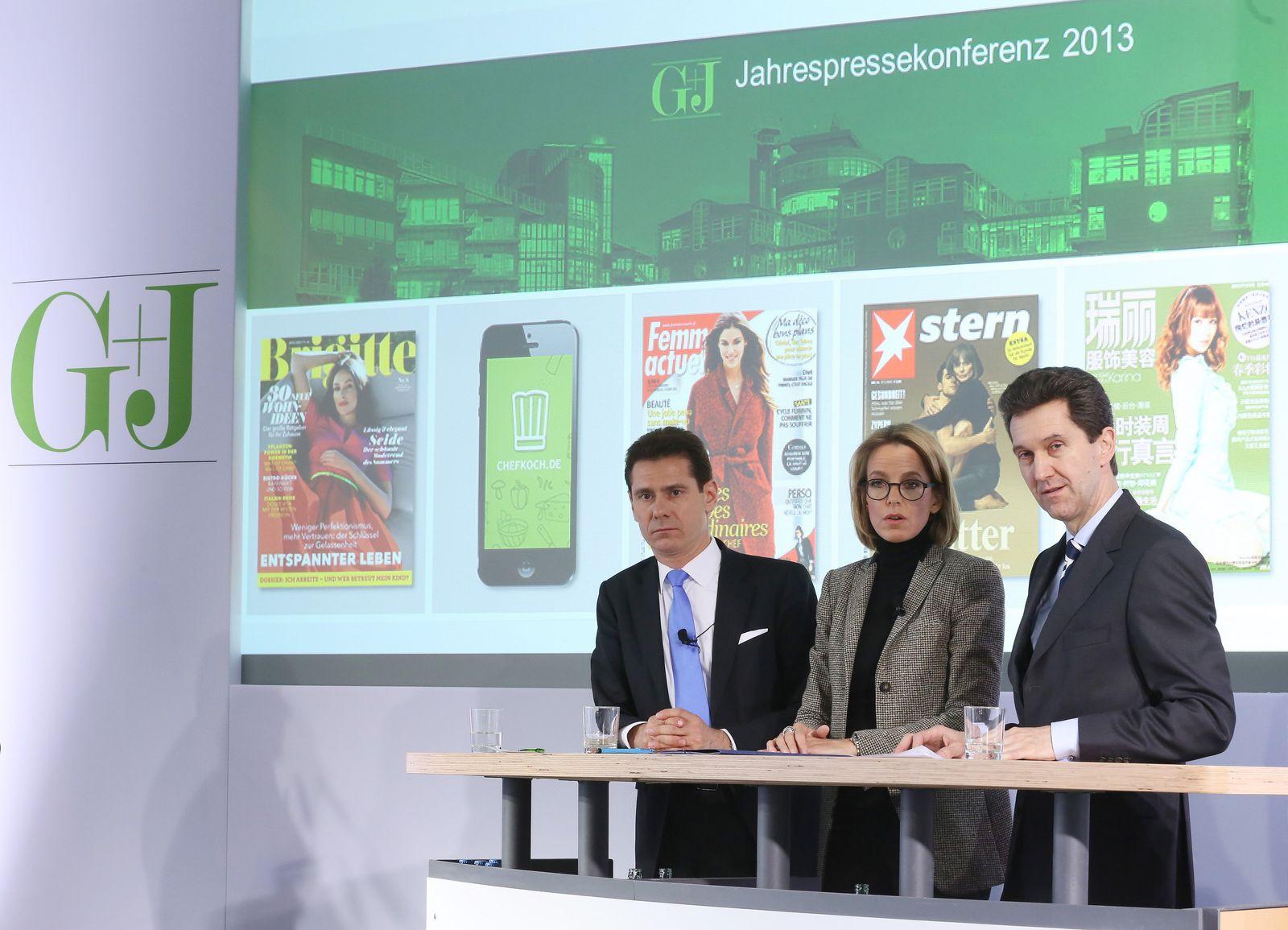 Gruner und Jahr / Jäkel / Klein / Twardy