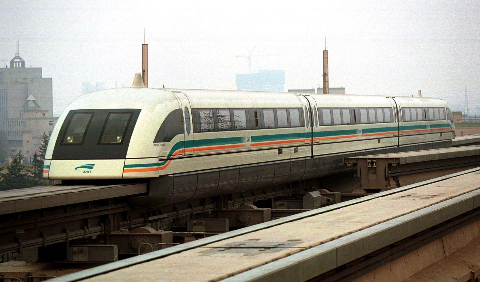 Transrapid / Shanghai