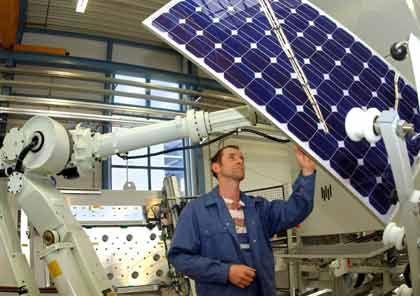 Solarzellenproduktion: Hohe Umsatz- und Gewinnsteigerungen in Aussicht