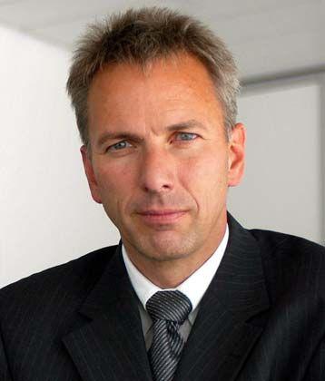 Jürgen Rautert: Der zuweilen leicht aufbrausende Vertriebsmann fällt der Neuordnung zum Opfer