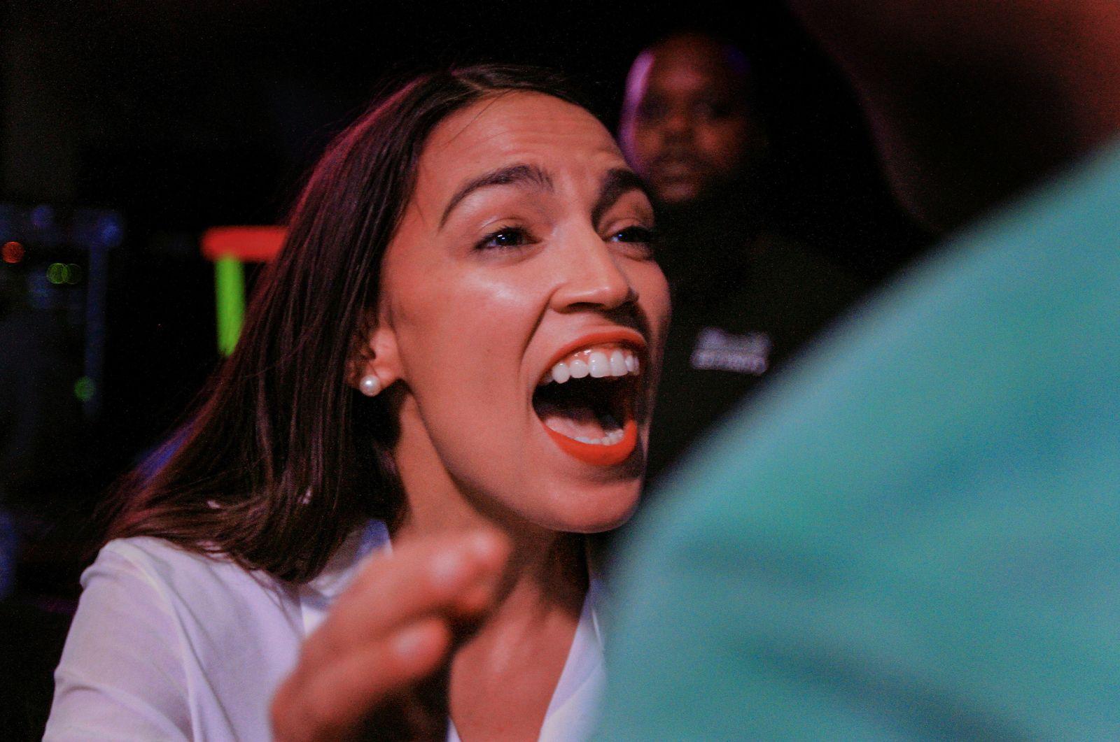 USA/ Kongresswahlen/ Alexandria Ocasio-Cortez