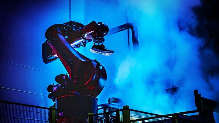 Fabriken for Future No. 1: Mit seiner Speedfactory gilt Adidas als Vorreiter der individuellen Fertigung durch 3-D-Druck.
