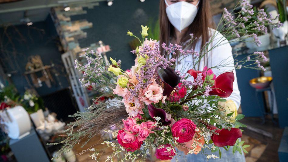 Weg vom Flickenteppich: Die Blumenläden sollen bundesweit wieder öffnen dürfen