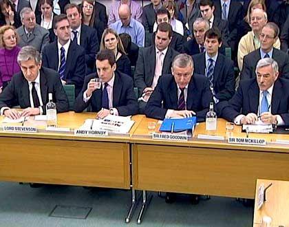 """Banker unter Beschuss: """"Sie haben eine große britische Bank zerstört"""""""