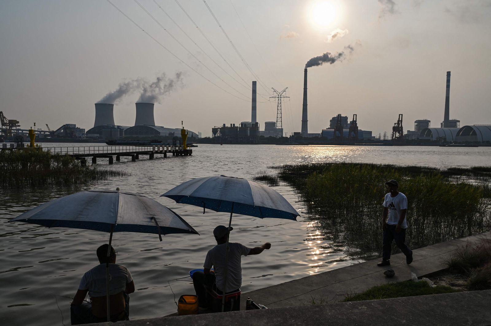CHINA-ECONOMY-COAL