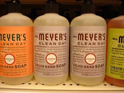 "Trend ""Neo-Retro"": Meyer's Clean Day Liquid Hand Soap"