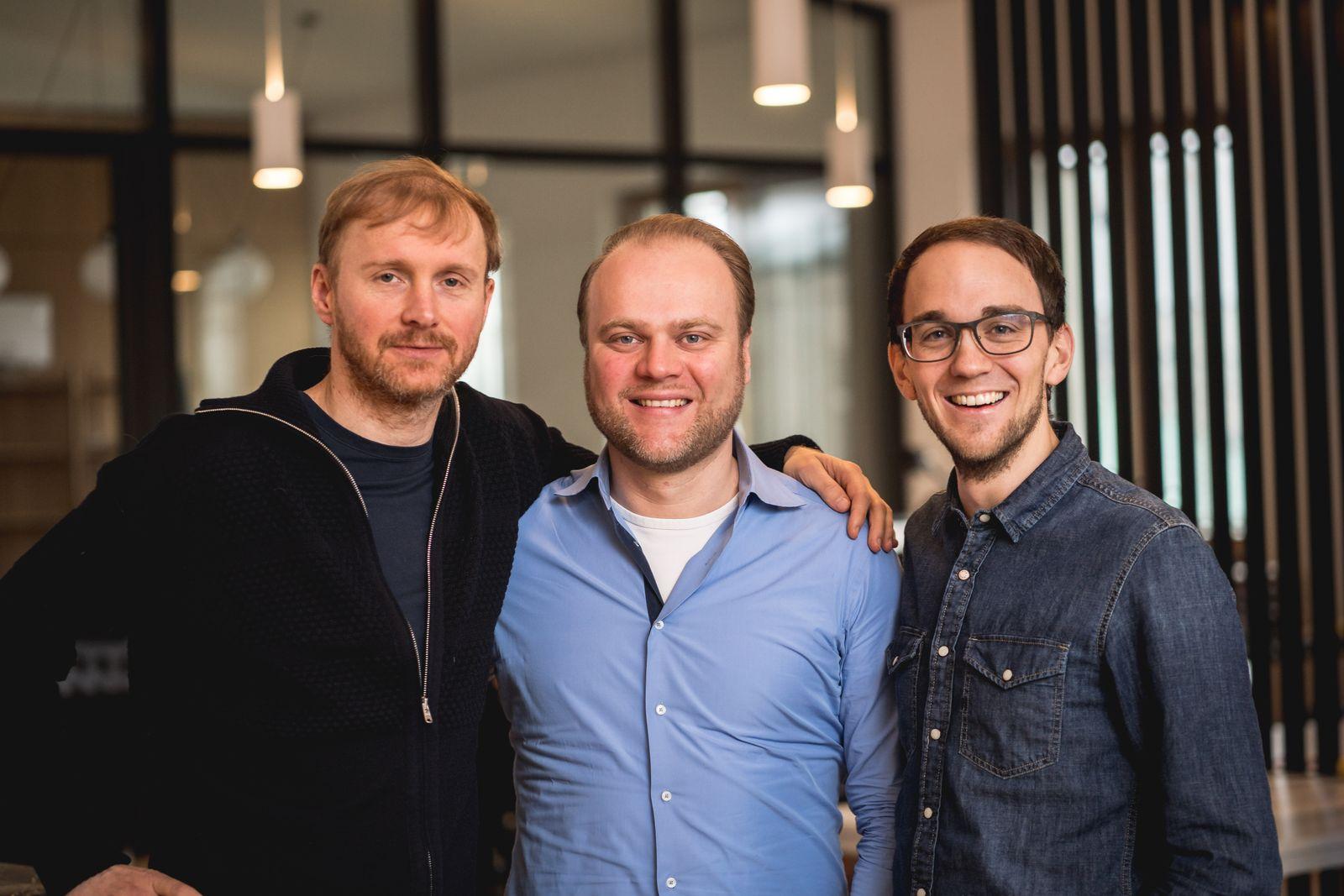 flash-team / Lukasz Gadowski / Christian / Markus