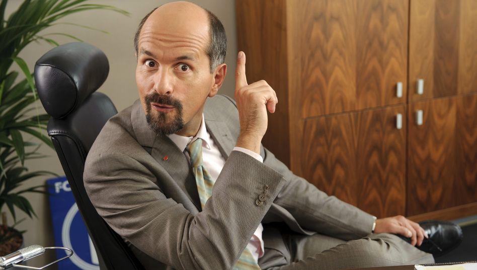 TV-Figur Bernd Stromberg: Effektive Kommunikation ist eine hohe Kunst - das gilt nicht nur im Büro