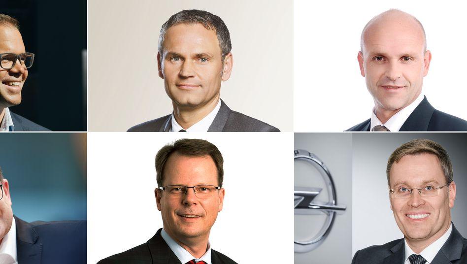 Diese Manager trimmen die deutschen Autobauer auf Elektro